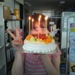 Happy Birthday チーフ*