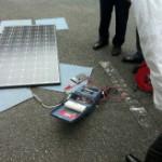 太陽光研修3回目
