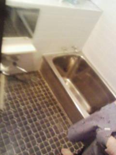 坂本邸浴室工事4
